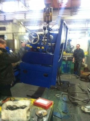 Капитальный ремонт металлорежущих станков в Ижевске